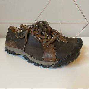 Keen Sisters Lace Nubuck Leather Shoes